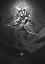 Sekhmet by AlectorFencer