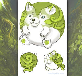 SQUISHABLE Plant Spirit! by AlectorFencer