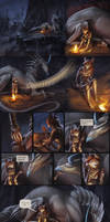 Myre - Appreciate Short Comic by AlectorFencer
