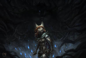 Myre - Soundless by AlectorFencer
