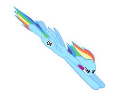 Sonic Rainboom by Atmospark