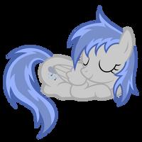 Sleepy Silver by Atmospark