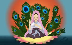 Kuan Yin by flyingpiggie