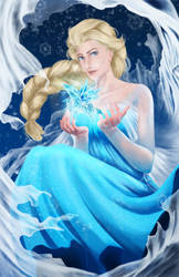 Elsa by Tico-Illustrations