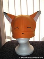 Kitsune Hat by Allyson-x