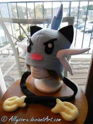 Dewott Hat by Allyson-x