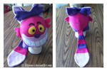 Cheshire Cat by Allyson-x