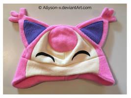 Skitty Hat by Allyson-x