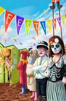 Festivals by SpikedMcGrath