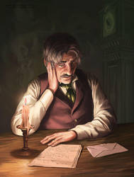 Jekyll's suicide note by SpikedMcGrath