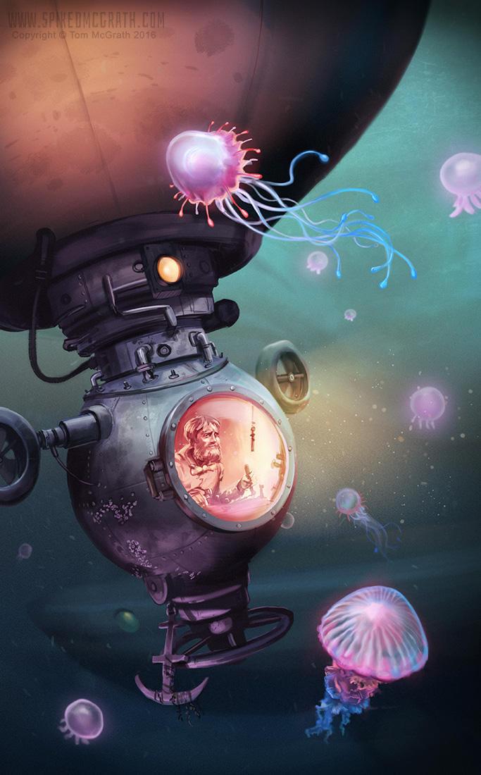 Dr Galvast's Astonishing Hot Water Balloon by SpikedMcGrath