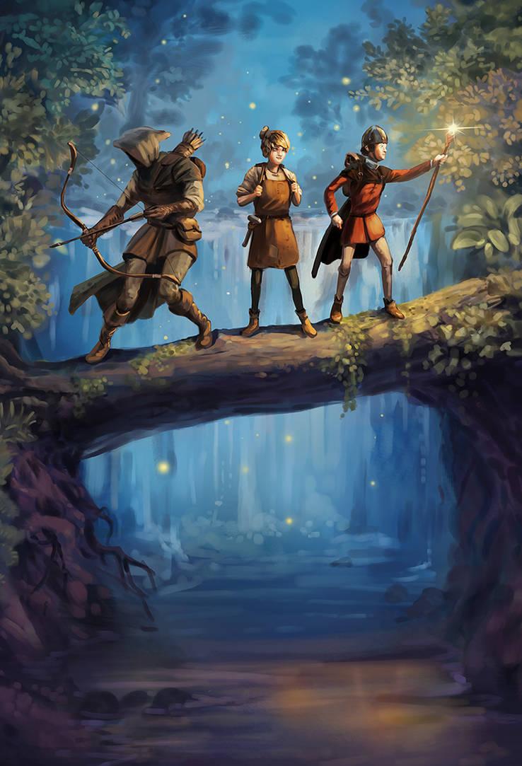 Apprentice Quest by SpikedMcGrath