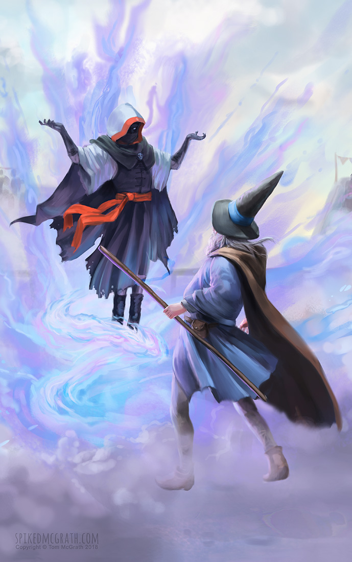 Journeyman's Trial by SpikedMcGrath