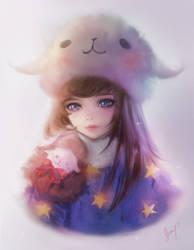 Alpaca by Xhilia7
