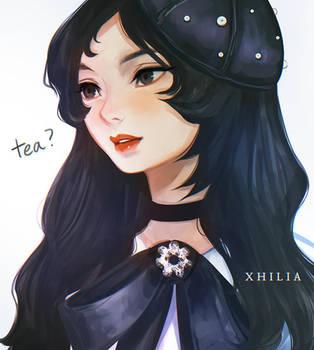 Tea? by Xhilia7