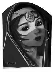 Adaj by Xhilia7