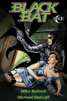 Black Bat cover by ShawnVanBriesen