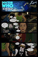 The Doctor and I Page 1 by ShawnVanBriesen