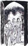Brides of Dracula by ShawnVanBriesen