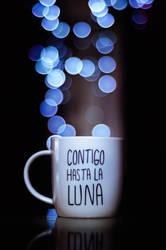 Contigo hasta la luna by Siera2