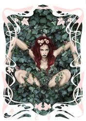 Poison Ivy by Mielytu