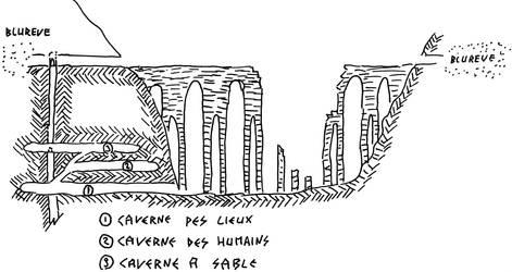 Antre des Lieux by wiesmann