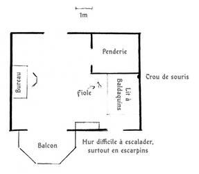 Bord De Laile Plan Chambre by wiesmann