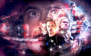 Tony and Thor by FelisiaLettise