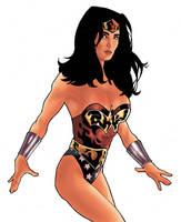 Wonder Woman by arcarsenal
