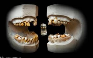 Brush Your Teeth by Spiritofdarkness