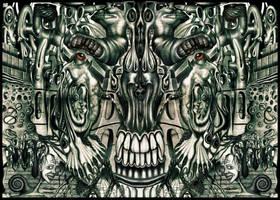 Absolute Symmetry by Spiritofdarkness