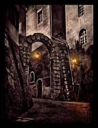 Entry Through Past by Spiritofdarkness