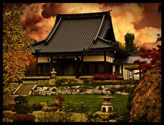 Cloud Garden by Spiritofdarkness