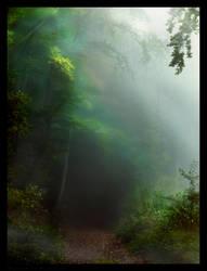 The Way Down by Spiritofdarkness