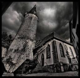 The Tower by Spiritofdarkness