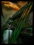 Elevated Railway by Spiritofdarkness