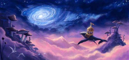 Dreamscape by aragornbird