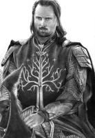 Aragorn by aragornbird