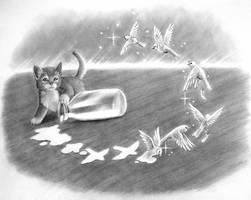 More Than Spilt Milk by aragornbird