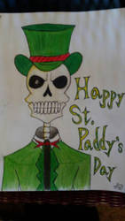 Happy St Paddy's Day by OzBabbit