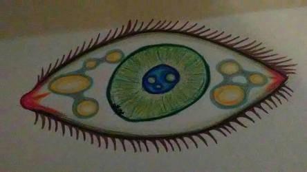 eye by OzBabbit