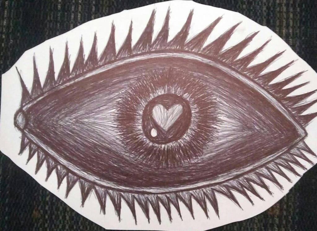 Love's Eye by OzBabbit