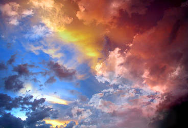 Fire in the Sky by jimothy