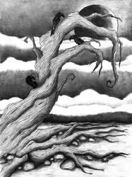 the last tree by 222maya