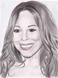 Mariah Carey by KitaMikichi