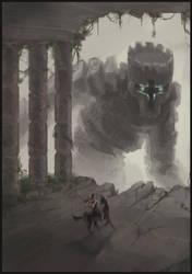 -Colossus- by XRobinGoodFellowX