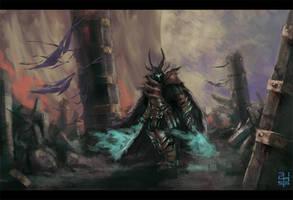 archaon- by XRobinGoodFellowX
