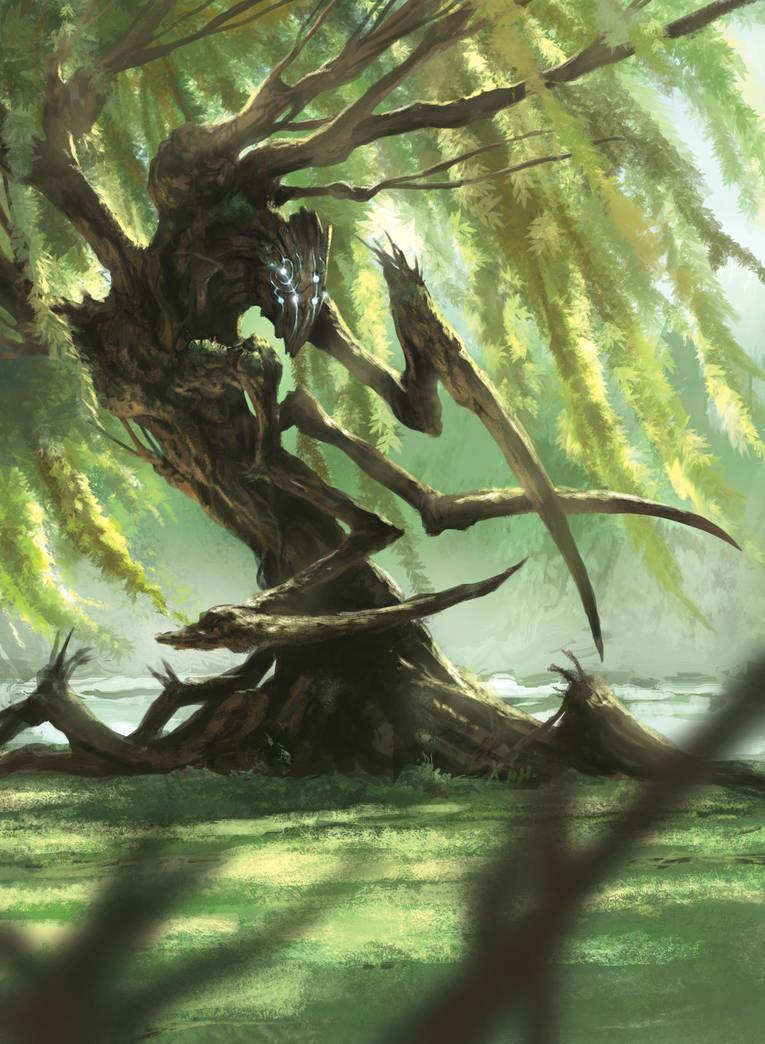 Willow Herder by XRobinGoodFellowX