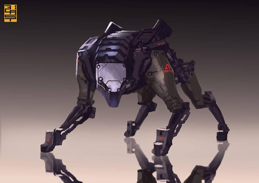 CyberDog- by XRobinGoodFellowX