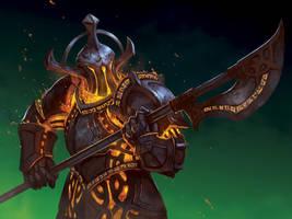 The Slayer by XRobinGoodFellowX